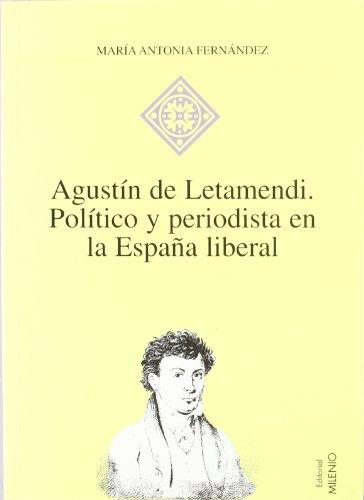 9788489790421: Agustín de Letamendi (Hispania)