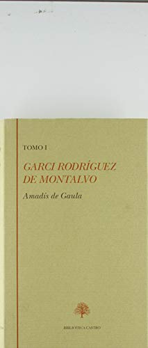9788489794016: AMADIS DE GAULA T-1