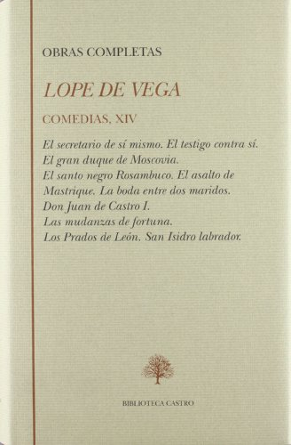 Comedias XIV: LOPE