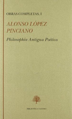 9788489794153: Philosophía Antigua Poética. Oras Completas I