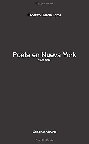 9788489795860: Poeta En Nueva York (Spanish Edition)