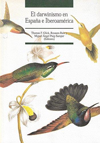 9788489796096: El darwinismo en España e Iberoamérica (Colección Actas)