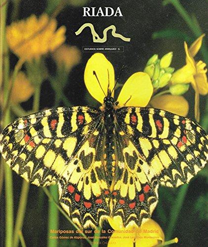 Mariposas del sur de la Comunidad de Madrid - Varios