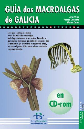 9788489803992: Guía das macroalgas de Galicia en CD-rom (Baía Verde)