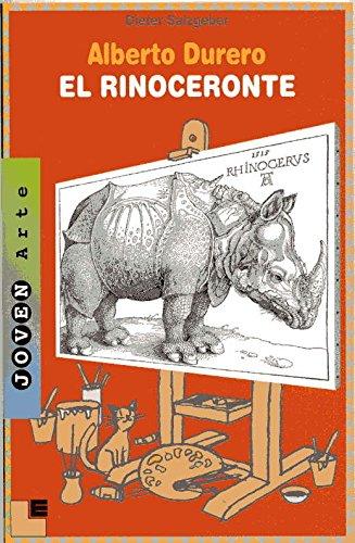 9788489804845: Alberto Durero: El rinoceronte (Joven Arte)