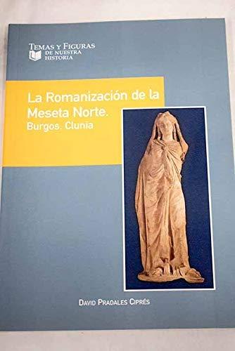 9788489805170: La Romanización De La Meseta Norte, Burgos, Clunia