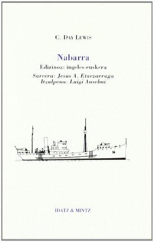 9788489816411: Nabarra (ingeles/euskera)