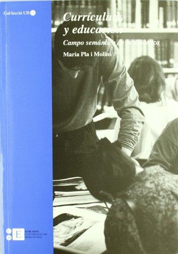 9788489829169: Curriculum Y Educacion -Campo