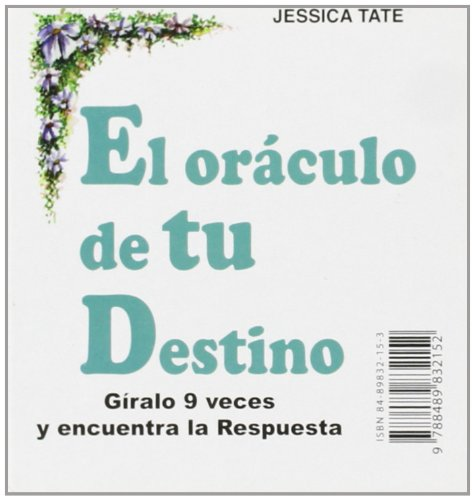 9788489832152: El Oraculo de Tu Destino (Spanish Edition)