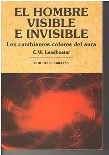 9788489832251: El Hombre Visible E Invisible (Spanish Edition)