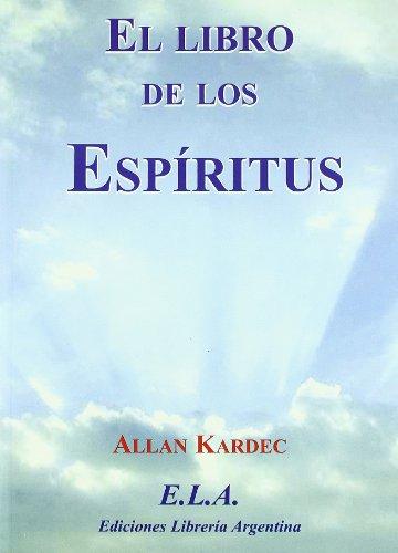 9788489836785: Libro de los espiritus, el (Mas Alla (ela))