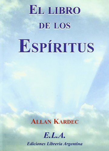 9788489836785: Libro De Los Espiritus, El