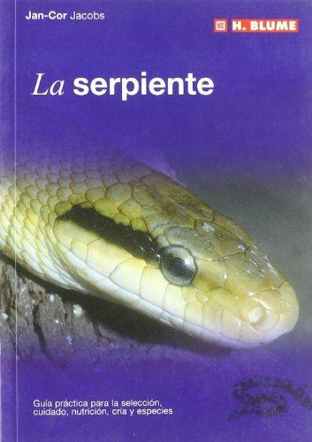 9788489840867: La serpiente (Mascotas)