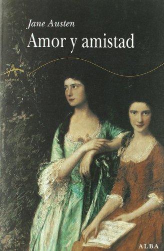 9788489846098: Amor y Amistad (Spanish Edition)