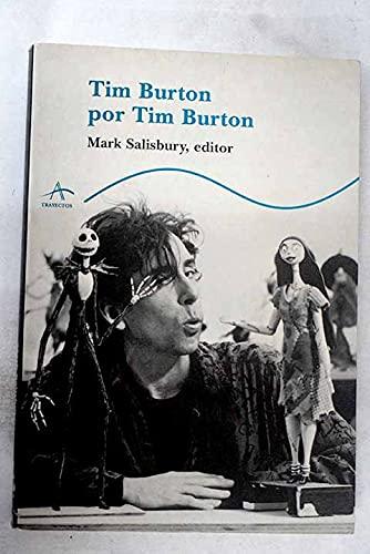 9788489846487: Tim burton por tim burton