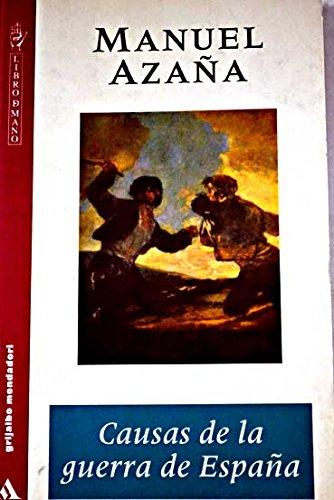 9788489856134: Causas de la Guerra de España