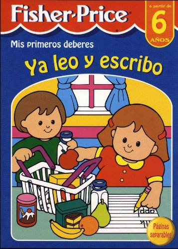 9788489857834: Ya leo y escribo (Fisher-Price) (FISHER PRICE. LITTLE PEOPLE)