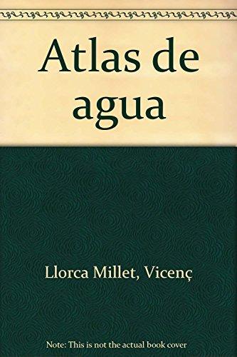 9788489858220: Atlas de agua