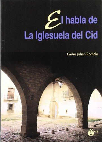 9788489859104: #HABLA DE LA IGLESUELA DEL CID EL