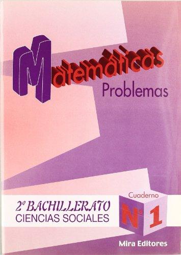 Matemáticas : problemas : ciencias sociales, 2.º: ARENZANA HERNÁNDEZ, Víctor