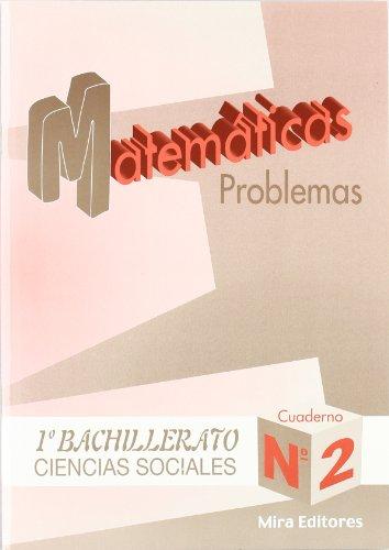 Matemáticas : problemas : ciencias sociales, 1.º: ARENZANA HERNÁNDEZ, Víctor