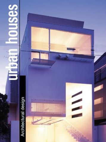 9788489861893: Urban Houses: Slipcased (Architectural Design) (Spanish Edition)