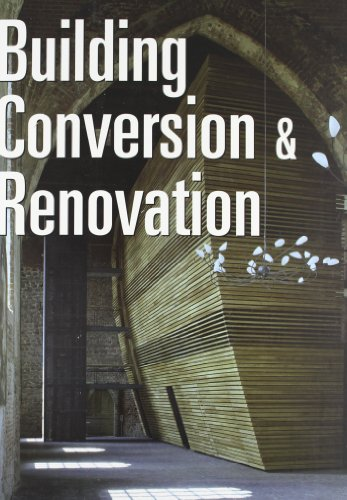 9788489861916: Building Conversion and Renovation (Architectural Design (Links))