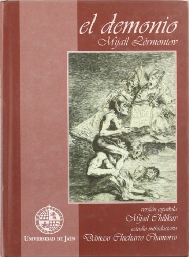EL DEMONIO. Poema Oriental. 1ª edición. Versión: LÉRMONTOV, Mijaíl