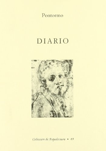 9788489882317: Diario (pontormo)