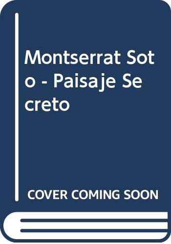 Montserrat Soto - Paisaje Secreto: Israel, Nico