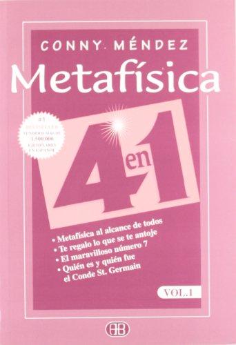 9788489897144: Metafisica 4 En 1; Vol.1