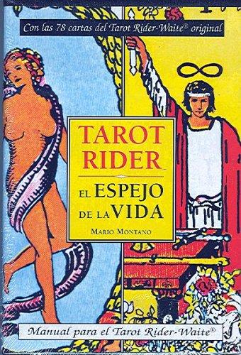 9788489897489: Tarot Rider Espejo de la Vida (estuche) (Spanish Edition)