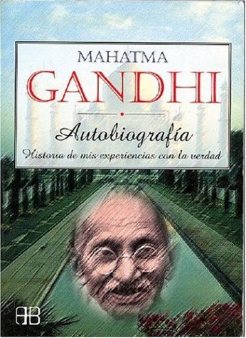 9788489897496: Mahatma Gandhi: Autobiografia (Spanish Edition)