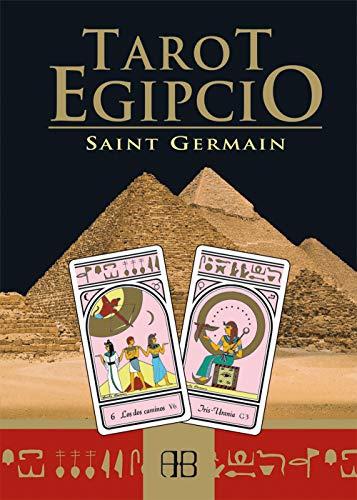 9788489897786: Tarot Egipcio (Tarot, oráculos, juegos y vídeos)