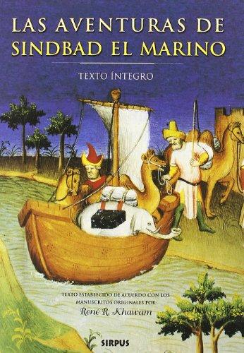 9788489902459: Aventuras De Sindbad El Marino,La (TRAVESÍAS)
