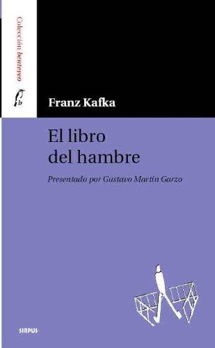 9788489902534: El Libro del Hambre (Spanish Edition)