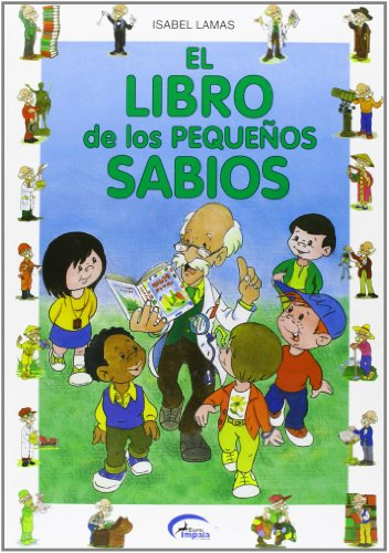 9788489910225: Libro de los pequeños sabios