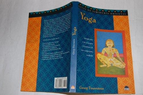 9788489920187: Yoga