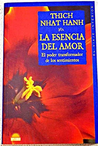 9788489920804: La esencia del amor