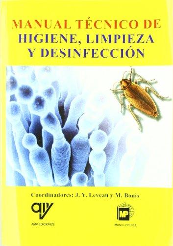 9788489922433: Manual Técnico De Higiene, Limpieza Y Desinfección - Estucado