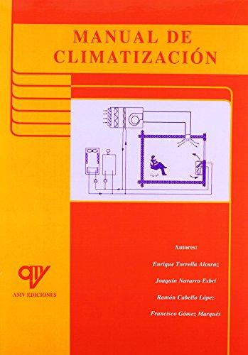 9788489922464: Manual De Climatización