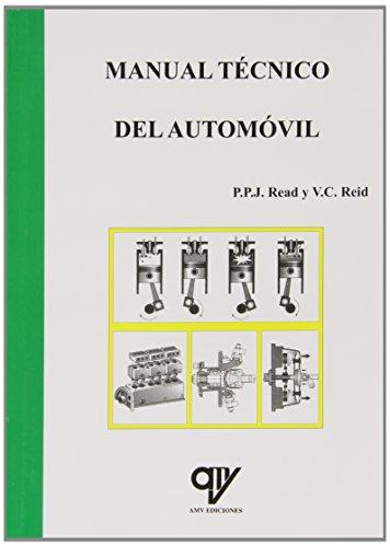 Manual técnico del automóvil: Read, Porter
