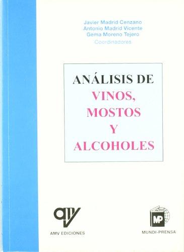 9788489922761: Analisis de vinos