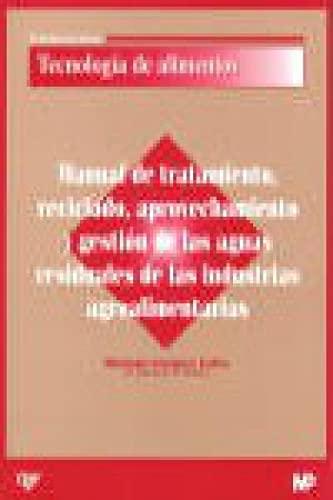 MANUAL TRATAMIENTO,RECICLADO AGUAS RESID: SEOANEZ