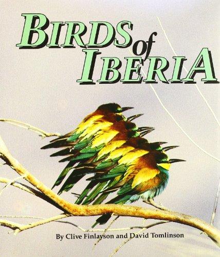 9788489954281: BIRDS OF IBERIA: ýýý