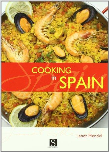 9788489954618: Cooking in Spain