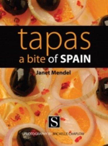9788489954779: Tapas A Bite of Spain