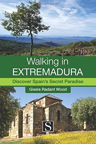 9788489954953: Walking in Extremadura