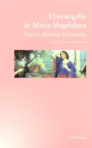 9788489957329: El evangelio de María Magdalena