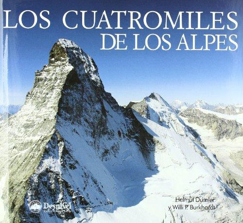 9788489969117: Cuatromiles de los alpes, los